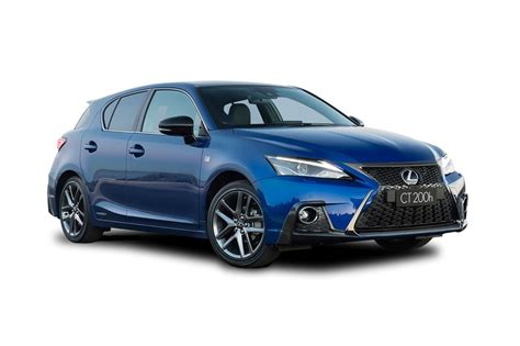 lexus ct  sports luxury hybrid  cyl hybrid