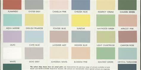 Berger Paints Interior Colour Chart  Home Painting