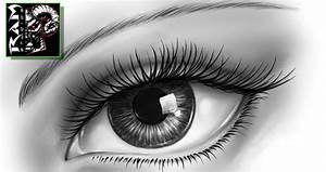 How To Draw A Realistic Eye - Narrated - YouTube