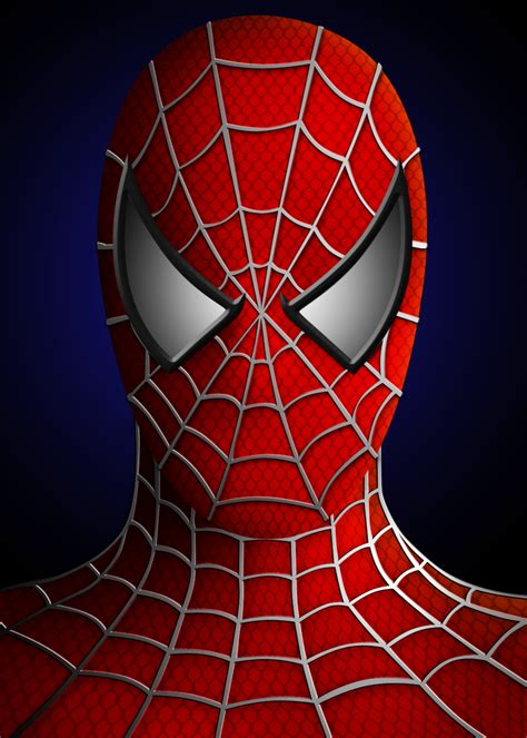 Amazing Spider Man Logo Spiderman Face Wallpaper