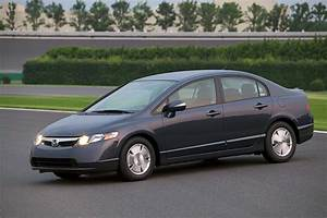 Honda Civic Hybride : 2008 honda civic hybrid review ratings specs prices and photos the car connection ~ Gottalentnigeria.com Avis de Voitures