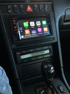 New Double Din Apple Radio Install