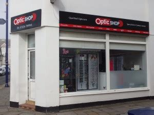 the optic shop porthcawl independent qualified opticians