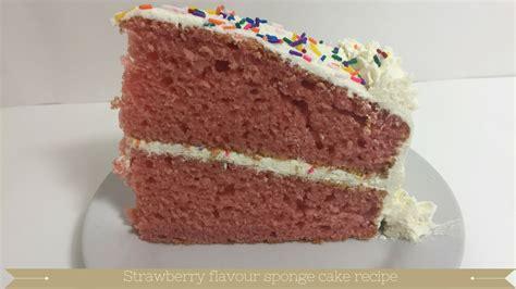 a1f6553b3db strawberry sponge cake uk recipe