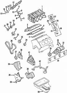 2002 Isuzu Axiom Parts Diagram