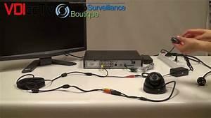 Comment Installer Camera De Surveillance Exterieur : installation camera de surveillance et enregistreur ~ Premium-room.com Idées de Décoration