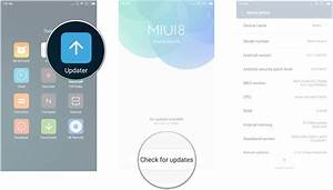 how to download and install miui 8 on the redmi note 3 With miui 8 documents app