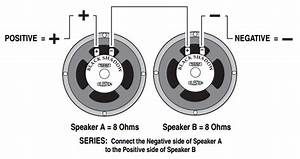 4 Ohm Impedance Speaker 8 Convert To Amplifier Single