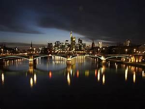 Skyline Frankfurt Bild : frankfurt skyline foto bild architektur architektur bei nacht nacht bilder auf fotocommunity ~ Eleganceandgraceweddings.com Haus und Dekorationen