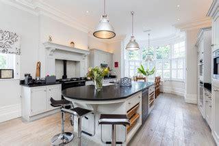 concrete floor kitchen wimbledon mansion traditional kitchen by 2421