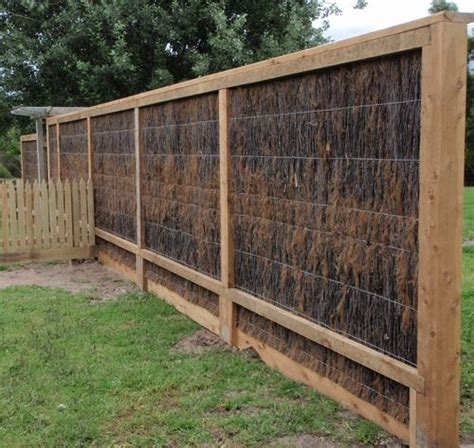 brush panel fencing fence panel suppliersfence panel