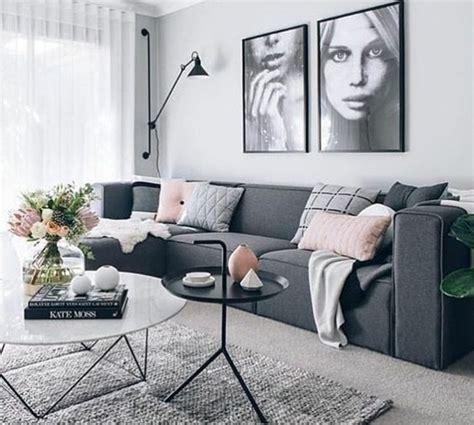 deco salon avec canape gris couleur peinture salon conseils et 90 photos pour vous