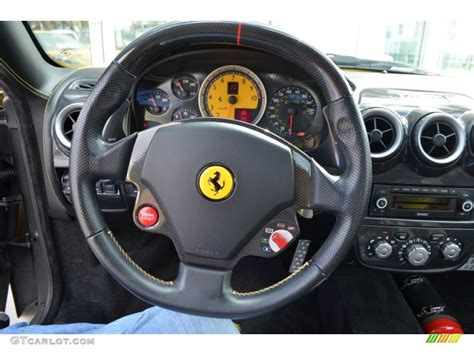 F430 Steering Wheel by 2005 F430 Coupe F1 Steering Wheel Photos