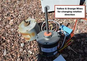How To Replace A Condenser Fan Motor