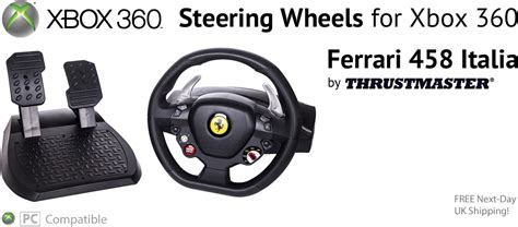 Xbox 360 Steering Wheel by Steering Wheels For Xbox 360 Xbox 360 Wheel Models