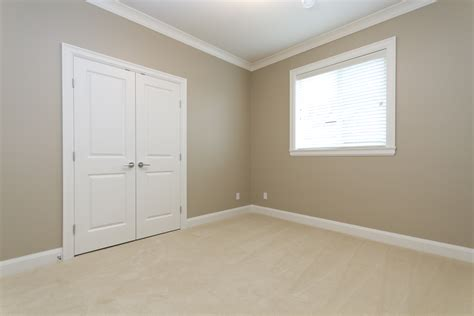 Stain On Carpet by Empty Room
