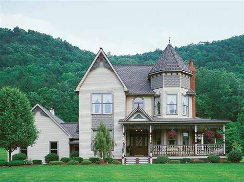 Small Victorian House Queen Anne Victorian House Plans
