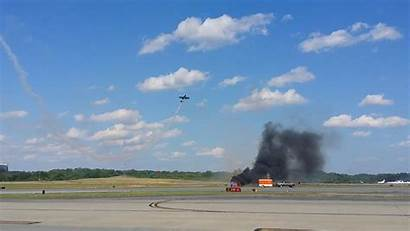 Airshow Crash Pilot Stunt During Georgia Gary