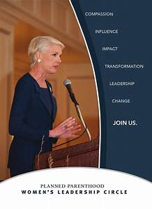 Women's Leadership Circle Fall 2015 Edition by Planned ...