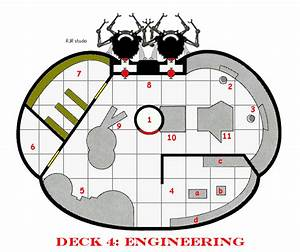 Space Station Deck Plans (page 4) - Pics about space
