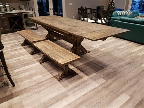 timber frame bench maurice and sons construction