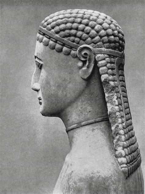 Kuros (a youth). New York, Metropolitan Museum of Art.