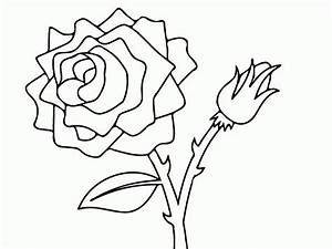 Hearts With Wings And Roses Coloring Pages - Coloring Home