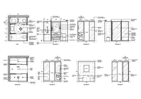 Kitchen Fixtures Standard Dimensions by Graphic To Show Interior Plans Elevations