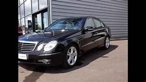 Leroyer Mercedes : mercedes classe e 320 cdi avantgarde 7g tronic youtube ~ Gottalentnigeria.com Avis de Voitures