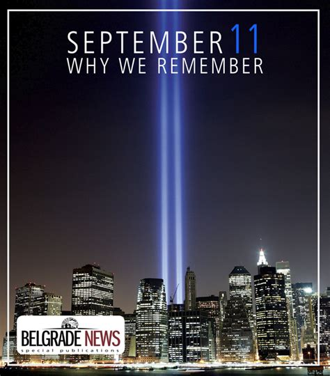 We Will Always Remember 9 11 Quotes