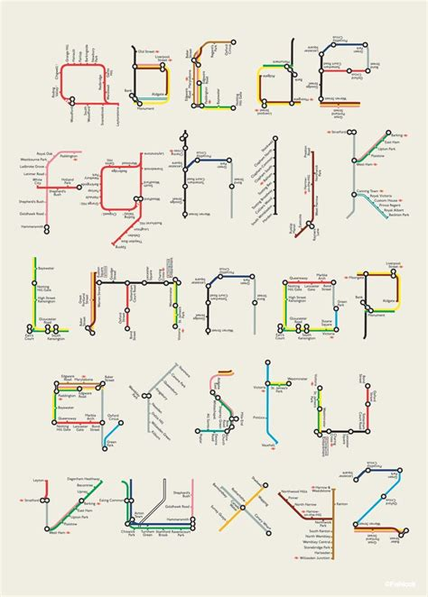 metro map of follow up letters talkingtypes visual message metro map author tim 41913