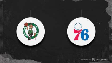 Boston Celtics vs. Philadelphia 76ers August 23, 2020 ...