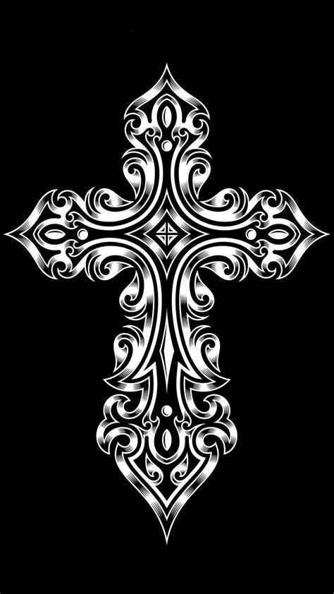 Wallpaper Black Tribal Cross ·① WallpaperTag
