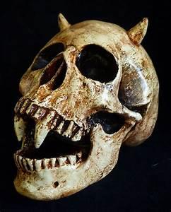 Demon Skull by skullsdirect on DeviantArt
