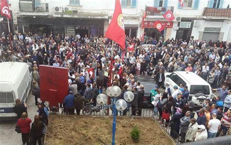 siege tunisie telecom businessnews com tn grève des agents de tunisie telecom