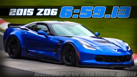 Corvette Z06 Nurburgring Time by Update Hail To The King 2015 Corvette Z06 Cracks A 6