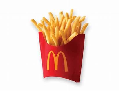Fries French Kentang Goreng Mcdonald Mcdonalds Menu