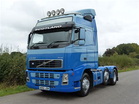 volvo trucks volvo fh 12 460 6 x 2 tractor unit tractor units used