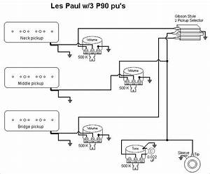 Emg Les Paul Wiring Diagram