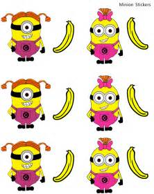 interior decorations for home the bug free minion themed printables