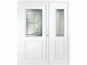 porte d39entree contact leroy portes et fenetres With porte d entrée pvc en utilisant porte entrée 2 vantaux prix
