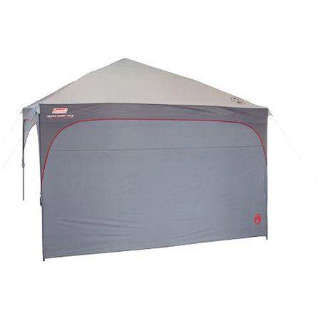 coleman camping tailgating uv guard  instant canopy sunwall accessory  walmartcom