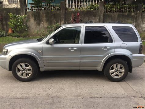 2007 Ford Escape ford escape 2007 car for sale metro manila