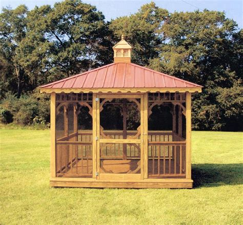 Square Gazebo by Square Gazebo Add Functionality And Unique Charm To Your
