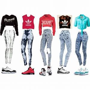 crop tops with skinny jeans and jordans - Google Search ...