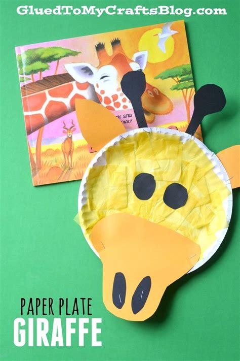 25 best ideas about giraffe crafts on safari 558 | ffddf10304fa804fb747702fc20af87e zoo crafts animal crafts