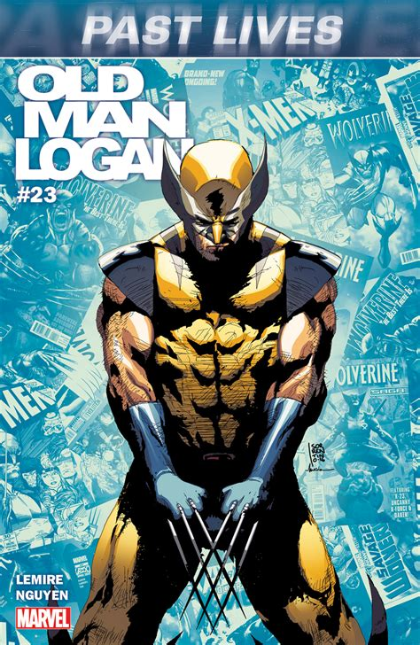 Old Man Logan Time Travels To Iconic Wolverine Moments For