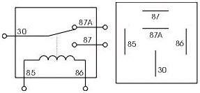 correct   wire  electric fan rxclubcom