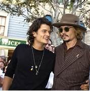 You Won t Believe How ...Orlando Bloom And Johnny Depp Look Alike