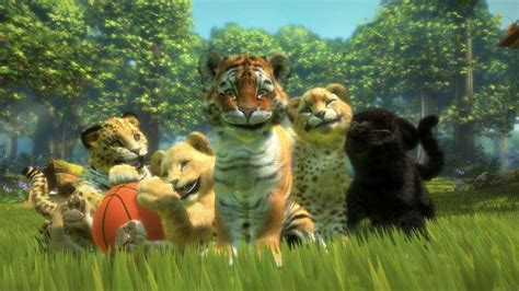 Kinectimals with King Cheetah - Xbox 360 - Games Torrents